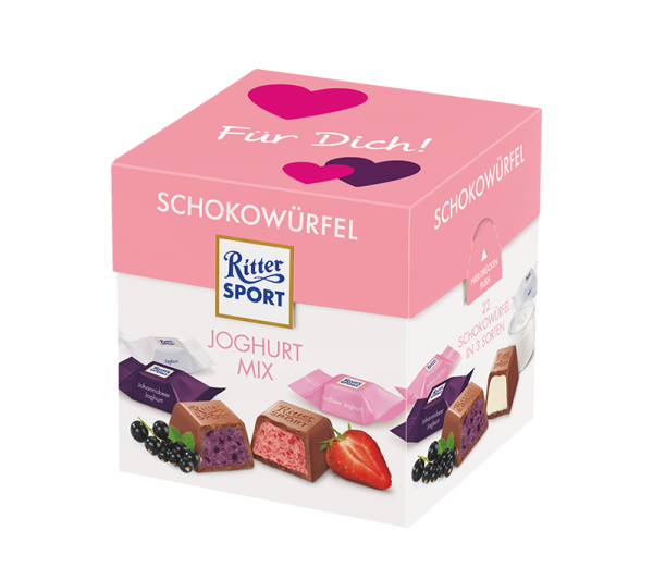 Schokowürfel Joghurt Mix