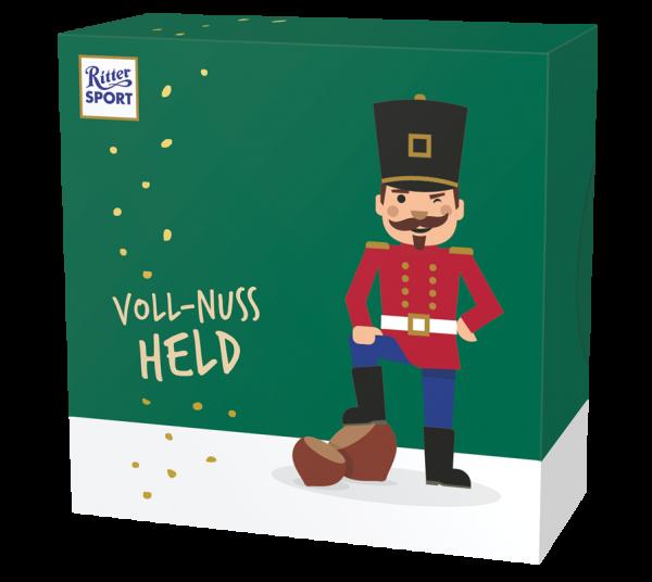 Weihnachtsheld Voll-Nuss