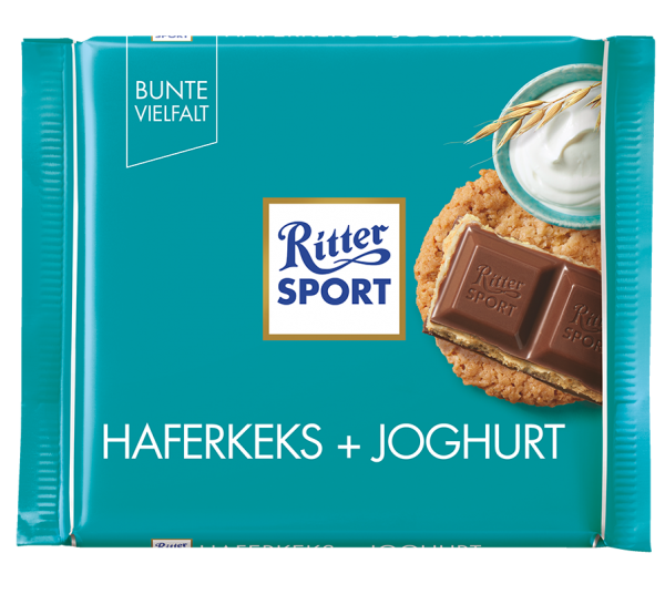 Haferkeks + Joghurt