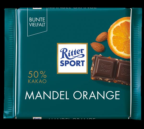 Mandel Orange