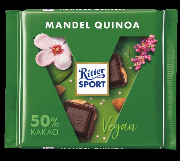 Mandel Quinoa
