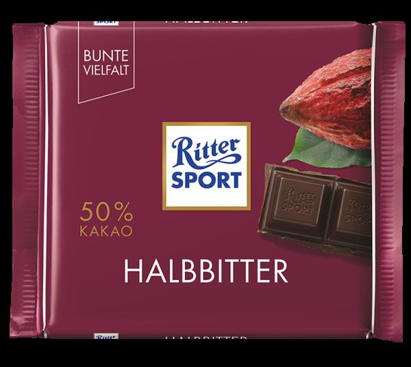 Halbbitter 50%
