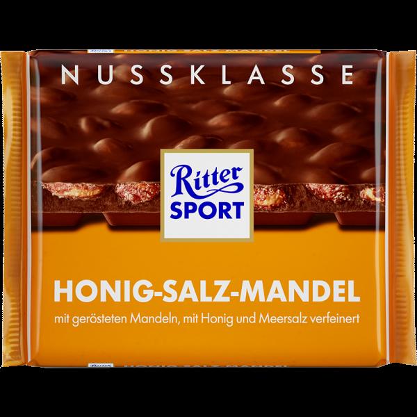 Honig-Salz-Mandel