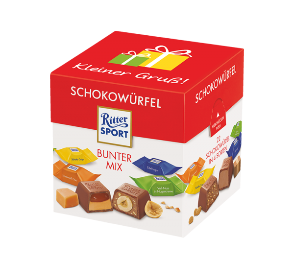 Schokowüfel Bunter Mix